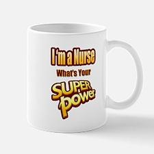 Super Power - Nurse Mugs