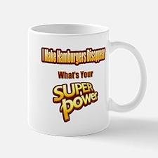 Super Power-Hamburgers Mugs