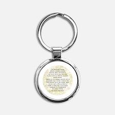 Alexander Hamilton Federalist 68 Keychains