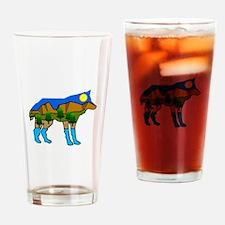 WILD Drinking Glass