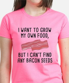 Bacon Seeds Tee