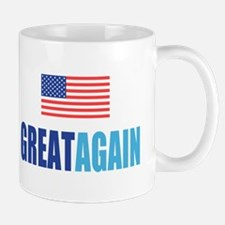 Great Again Flag Mugs