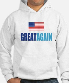 Great Again Flag Sweatshirt