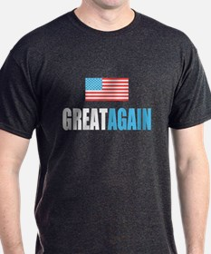 Great Again Flag T-Shirt
