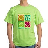 Adopt Green T-Shirt