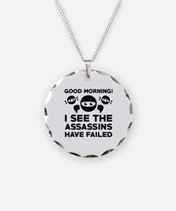 Good Morning Necklace