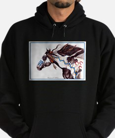 warponyB-bordershadow.jpg Sweatshirt