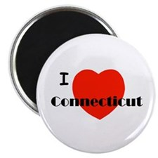 I Love Connecticut! Magnet