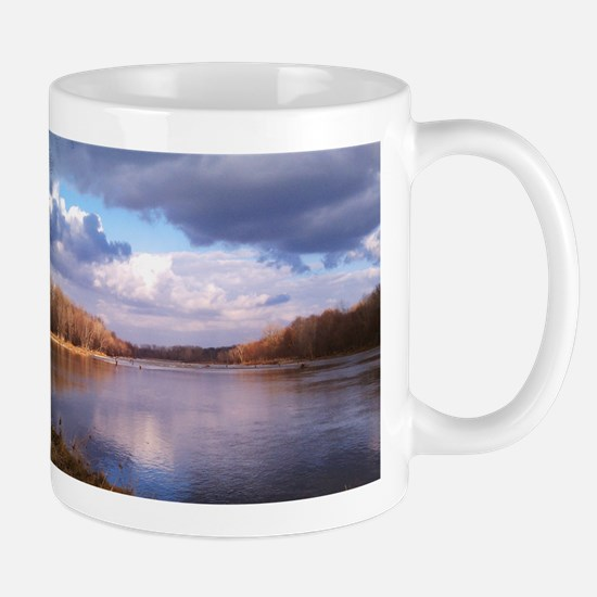 Unique Fishing ohio Mug