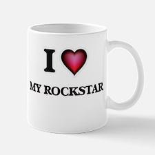 I love My Rockstar Mugs