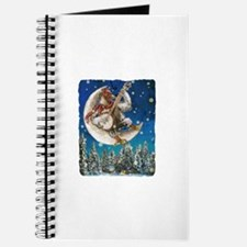 Banjo Chicken Moon Journal
