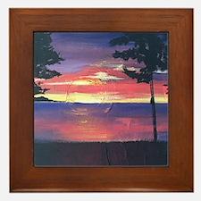 The View By Cassandra Gullicks Framed Tile