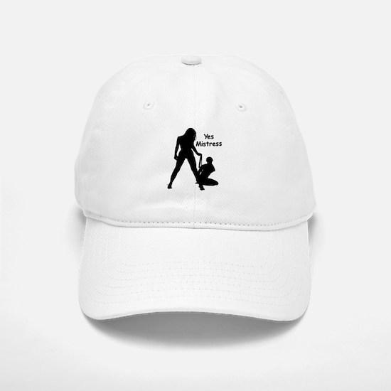 Yes Mistress #0022 Baseball Baseball Cap
