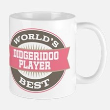 didgeridoo player Mug