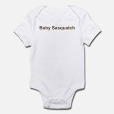 Baby Sasquatch Infant Bodysuit