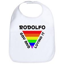 Rodolfo Gay Pride (#006) Bib