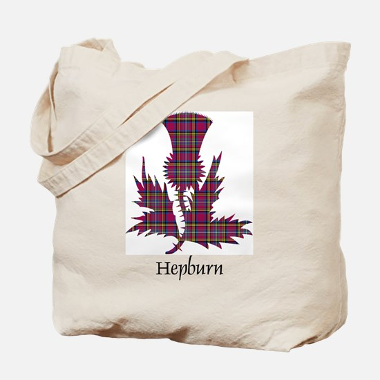 Thistle - Hepburn Tote Bag