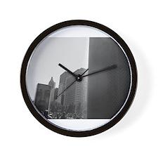 Crown Fountain, Chicago Wall Clock