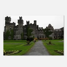 Ashford Castle, Galway, I Postcards (Package of 8)