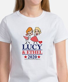 Lucy and Ethel 2020 Women's T-Shirt