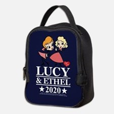 Lucy and Ethel 2020 Neoprene Lunch Bag