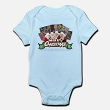 I Love Lucy: Christmas Infant Bodysuit