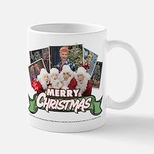I Love Lucy: Christmas Mug