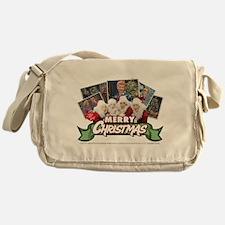 I Love Lucy: Christmas Messenger Bag