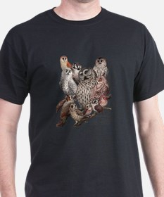 Owls of the Northeas T-Shirt