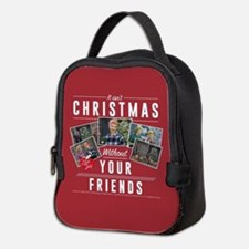 I Love Lucy: Without Friends Neoprene Lunch Bag