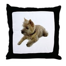 Cairn Terrier Puppy Throw Pillow