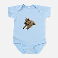 Cairn Terrier Puppy Infant Bodysuit