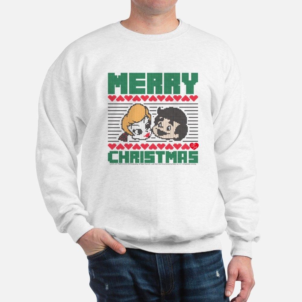 I Love Lucy Ugly Sweatshirt