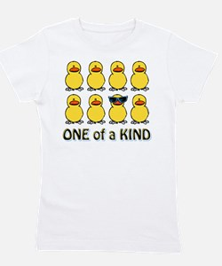 One Of A Kind Girl's Tee T-Shirt