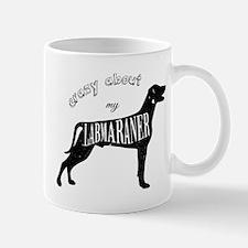 Cute Labmaraner breed Mug