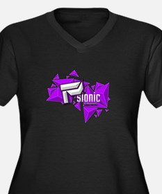 Psionic Gaming Plus Size T-Shirt