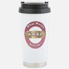 WWBD-Betty Travel Mug