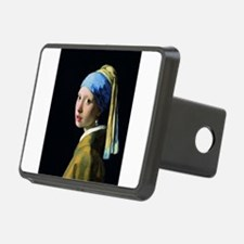 Jan Vermeer Girl With A Pe Hitch Cover