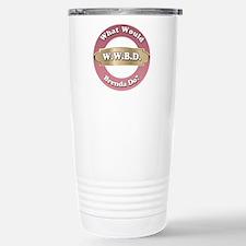 WWBD-Brenda Travel Mug