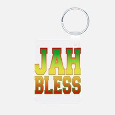 Jah Bless.png Keychains