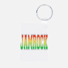 Jamrock.png Aluminum Photo Keychain