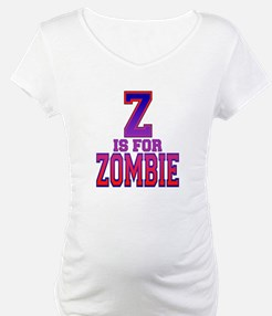 Z is for Zombie.png Shirt