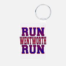 Run Wentworth Run.png Keychains