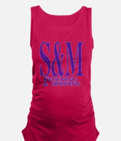 4-3-S&M.png Maternity Tank Top