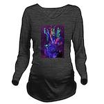 Blender.jpg Long Sleeve Maternity T-Shirt