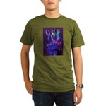 Blender.jpg Organic Men's T-Shirt (dark)