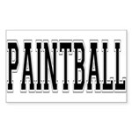 Paintball.png Sticker (Rectangle 10 pk)