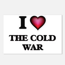I love The Cold War Postcards (Package of 8)