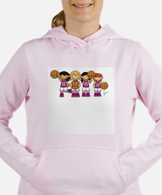 Girl's Basketball Team Sweatshirt