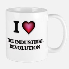 I love The Industrial Revolution Mugs